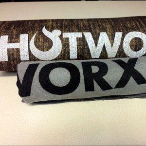 Hotworx Yoga Mat, Towel, & Straps
